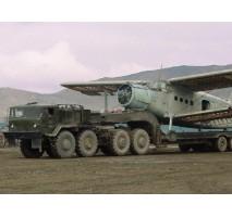 TAKOM 5004 - 1:72 MAZ-537G TRACTOR w/CHMZAP-5247G trailer