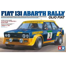 TAMIYA 20069 - 1:20 FIAT 131 ABARTH RALLY OLIO FIAT