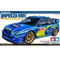 TAMIYA 24281 - 1:24 Subaru Impreza WRC Monte Carlo 2005