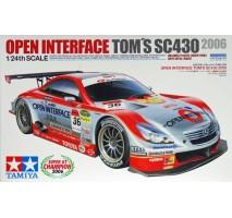 TAMIYA 24293 - 1:24 Open Interface Tom's SC430 2006
