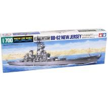 Tamiya 31614 - 1:700 USS New Jersey BB-62