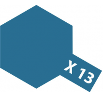 TAMIYA 81013 - X-13 Metallic Blue - Acrylic Paint (Metallic) 23 ml