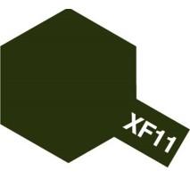 TAMIYA 81311 - XF-11 J.N. Green - Acrylic Paint (Flat) 23 ml
