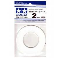 TAMIYA 87177 - Masking Tape for Curves 2mm
