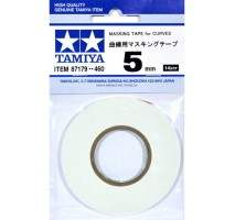 TAMIYA 87179 - Masking Tape for Curves 5mm