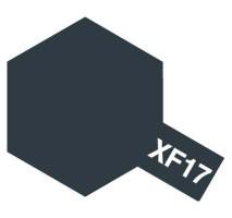 TAMIYA 81317 - XF-17 Sea Blue - Acrylic Paint (Flatt) 23 ml