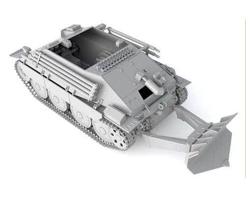 Thunder Models 35102 - 1:35 Bergepanzer 38 Hetzer Late