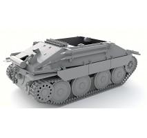 Thunder Models 35102 - 1:35 Bergepanzer 38 Hetzer Early