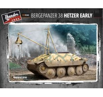 Thunder Models 35102 - 1:35 Bergepanzer 38 Hetzer Early