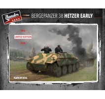 Thunder Models 35102 - 1:35 Bergepanzer 38 Hetzer Early (LIMITED EDITION)
