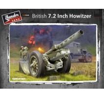 Thunder Models 35211 - 1:35 British 7.2 Inch Howitzer