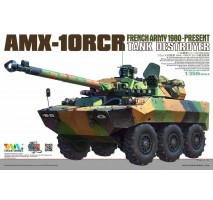 Tiger Model 4602 - 1:35 AMX-10RCR Tank Destroyer