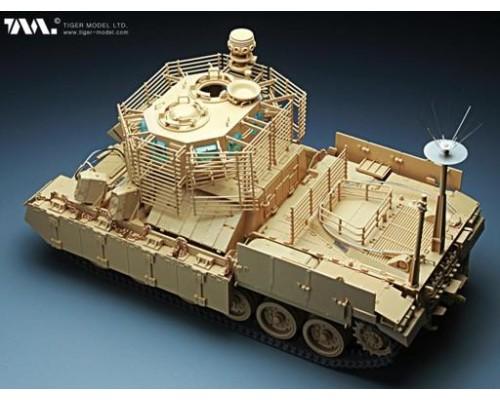 Tiger Model 4616 - 1:35 IDF Nagmachon Late Heavy APC