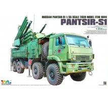 Tiger Model 4644 - 1:35 Russian Pantsir-S1 missile system