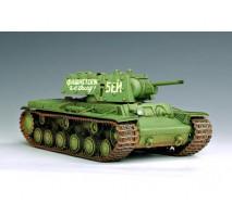 Trumpeter 00357 - Soviet KV-1 Ehkranami Heavy Tank 1:35