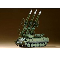 Trumpeter 00361 - Russian SAM-6 Anti Aircraft 1:35