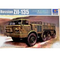 Trumpeter 01073 - 1:35 Russian Zil-135