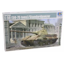 Trumpeter 01536 - 1:35 German E-50 (50-75 Tons)/Standardpanzer