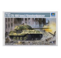 Trumpeter 01538 - 1:35 German E-75 (75-100 Tons)/Standardpanzer