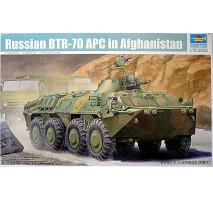 Trumpeter 01593 - 1:35 Russian BTR-70 APC in Afghanistan