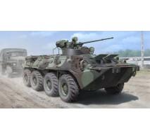 Trumpeter 01595 - 1:35 Russian BTR-80A APC