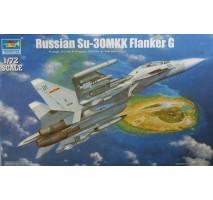 Trumpeter 01659 - Russian Su-30MKK Flanker G 1:72