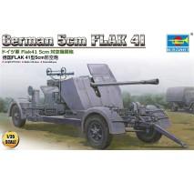 Trumpeter 02350 - 1:35 German 5cm FLAK 41