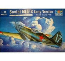 Trumpeter 02830 - 1:48 MiG-3 Early Version