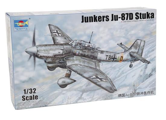 Trumpeter 03217 - 1:32 Junkers Ju-87D Stuka