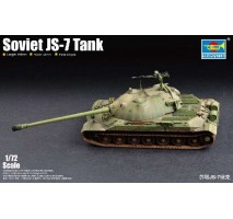 Trumpeter - Macheta tanc sovietic IS-7 1:72