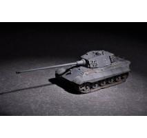 Trumpeter 07160 - German King Tiger with 105mm L/65 gun 1:72