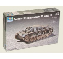 Trumpeter 07256 - 1:72  German Sturmgeschütz III Ausf. B