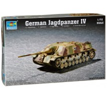 Trumpeter 07262 - 1:72   German Jagdpanzer IV