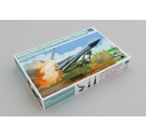 "Trumpeter 09550 - 1:35 Russian 5V28 of 5P72 Launcher SAM-5 ""Gammon"""