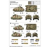 Trumpeter - Macheta tanc German Pzkpfw IV Ausf.H 1:16