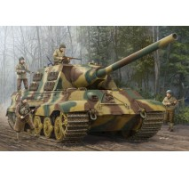 Trumpeter - Macheta blindat greu German Sd.Kfz.186 Jagdtiger 1:16