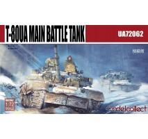 Modelcollect - 1:72 T-80UA Main Battle Tank