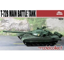 Modelcollect - 1:72 T-72B/B1 Main Battle Tank