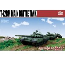 Modelcollect - 1:72 T-72 BA Main battle tank