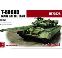 Modelcollect - 1:72 T-80BVD Main Battle Tank