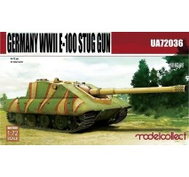 Modelcollect - 1:72 Germany WWII E-100 Supper Heavy Jagdpanther