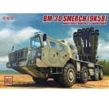 Modelcollect - 1:72 Russia BM-30 Smerch (9K58) multiple rocket launcher