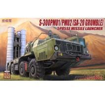 Modelcollect - 1:72 S-300PMU1/PMU2 (SA-20 Grumble), 5P85SE Missile launcher