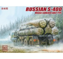 Modelcollect - 1:72 Russian S-400 Missile Launcher