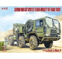 Modelcollect - 1:72 German MAN KAT1M1013 8*8 High-Mobility off-road truck
