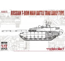 Modelcollect - 1:72 Russian T-90M Main Battle Tank early type