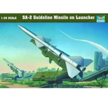 Trumpeter 00206 - 1:35 SA-2 Guideline Missile with Launcher Cabin