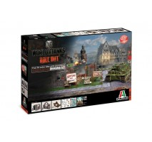 Italeri 36505 - 1:35 HIMMELSDORF DIORAMA SET - World of Tanks