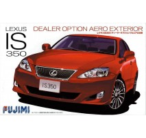 FUJIMI 036847 - 1:24 ID-125 Lexus IS350 with option parts