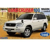 FUJIMI 038001 - 1:24 ID-137 Toyota Land Cruiser 100 WAGON